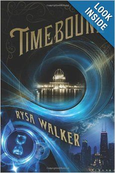 Book Review: Timebound by Rysa Walker - Winner of Amazon's 2013 Breakout novel contest and a very good young adult time travel book.