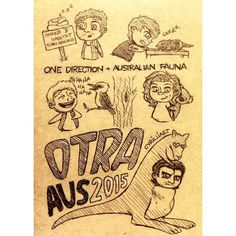 cyrillia:  My first entry for #1DTees #Sydney Imagine this on a shirt  if you could retweet this photo I would be forever grateful!