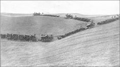 1909 - Walla Walla, Washington Harvest.