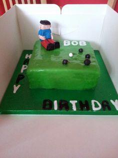 Bouls lover cake.