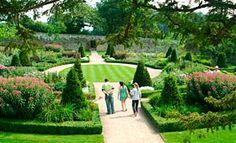 Aberglasney Gardens,Wales