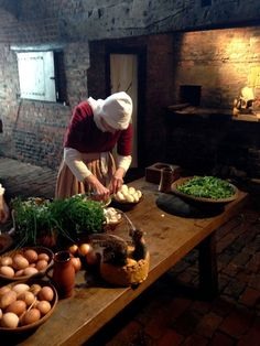 Food History Jottings: A Medieval Meal for Real