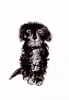 Funny Cockapoo is the latest addition to my #etsy shop: Black Cockapoo original painting. Cockapoo painting on A4 paper. Funny Cockapoo. Cockapoo dog art. http://etsey.me/2Bd9vXo #art #cockapoo #blackcockapoo #funnycockapoodog #dogart #dogwallart #cockapoopainting