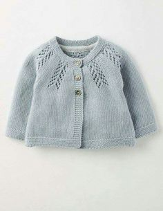 Discover thousands of images about Cosy Baby Cardigan 71528 Knitted Cardigans at BodenAdriana Piriz [ Discover thousands of images about We Like Knitting: Rosabel Cardigan - Free Pattern ] # # the Cosy Baby Cardigan now for up your little one in Baby Sweater Patterns, Baby Cardigan Knitting Pattern, Knitted Baby Cardigan, Knit Baby Sweaters, Knitted Baby Clothes, Girls Sweaters, Baby Knitting Patterns, Baby Patterns, Cardigan Sweaters