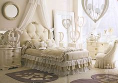 Camerette volpi ~ Dolfi childrens room composition includes sherley bed; dresser