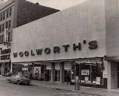 I loved going here for rootbeer floats and my favorite perfume! Memories!