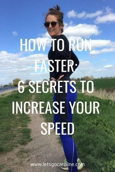 Sports Discover How to run faster: 6 secrets to increase your speed Running tips and running motivation Running Plan Running Training Running Hacks Running Women Running Form Race Training Speed Training How To Get Faster Training 5k Running Tips, Running Plan, Running For Beginners, Trail Running, Running Women, Running Form, Marathon Running Motivation, How To Improve Running, Running Photos