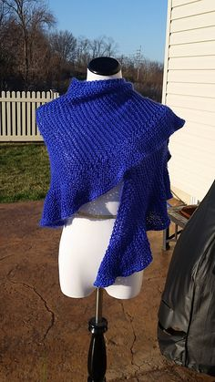 Ravelry: Project Gallery for Eyre of Romance Jane Shawl pattern by Kay Meadors