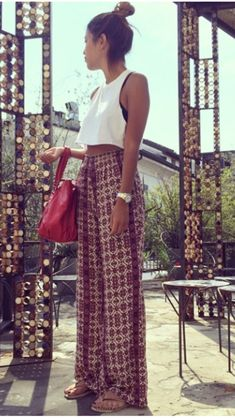 Simply Stunning Boho Chic Fashion Ideas That Would Leave You Speechless - Page 3 of 4 - Style O Check Mode Outfits, Casual Outfits, Fashion Outfits, Fashion Ideas, Boho Chic, Hippie Chic, Bohemian Style, Modern Hippie Style, Bohemian Fashion