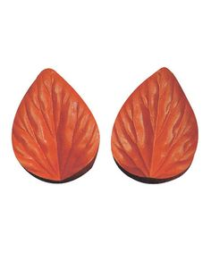Take a look at this Tulip Petal Silicone Veiner - Set of Two by Fat Daddio's on #zulily today!
