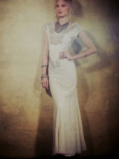 Free People Jess Limited Edition Victorian Maxi, $500.00
