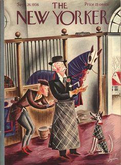 The New Yorker September 26 1936