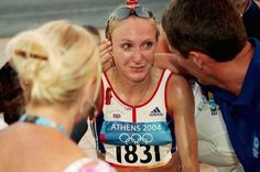Paula Radcliffe, 2004  Paula Radcliffe was not unused to competing, but the…
