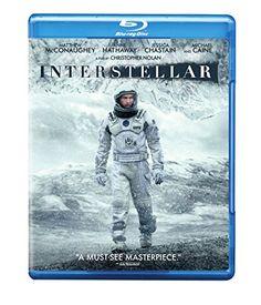 $3.99 - Interstellar Blu-ray