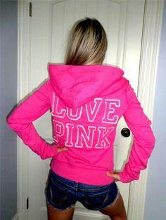 Victoria's secret LOVE PINK Hoodie!