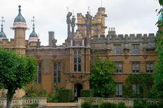 Knebworth House, Hertfordshire, England, UK