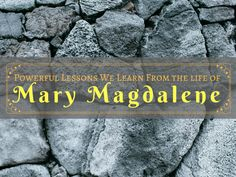 12 Little-Known Lessons from the Life of Mary Magdalene Bible Study Lessons, Bible Study Journal, Youth Lessons, Bible Notes, Bible Scriptures, Sermon Notes, Mary Magdalene Bible, Christian Women's Ministry, Bible Study Materials