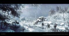 """ArtStation - R.2028 """"Fallback"""" concept, Nikita Buyanov"""