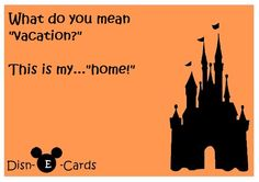 Disney Is Home