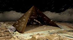 Vědci skenují egyptské pyramidy kosmickými paprsky. Doufají, že odhalí skryté komory a jiná tajemství