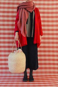 Daniela Gregis* washed shawl