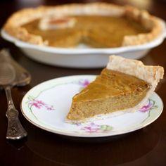 Gluten Free Mom :: Gluten and Dairy Free Pumpkin Pie