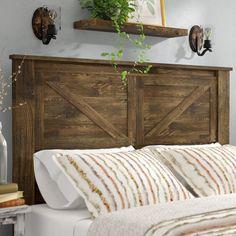 King Size Bed Reclaimed Pallet wood DIY Rustic Headboard wide x tall Rustic Wooden Headboard, Wood Headboard, Panel Headboard, Headboard Ideas, Western Headboard, Barn Board Headboard, Refurbished Headboard, Farmhouse Headboards, Country Headboard
