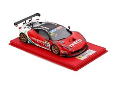 1:18 scale Craig Lowndes, John Bowe, Mika Salo and Peter Edwards #88 Maranello Motorsport Ferrari 458 GT3 2014 Liqui Moly Bathurst 12 hour Winner from LookSmart