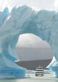 Under the Iceberg ~ Argentina