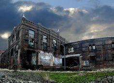 Ostrava, old slaughterhouse2