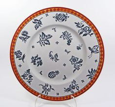Villeroy u0026 Boch Simla Dinner Plate Switch Plantation New Label Germany  sc 1 st  Pinterest & Vintage nutcracker china/Bernardaud/ Grenadiers pattern Happy ...