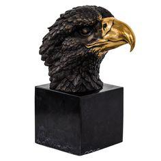Bronzeskulptur Strauß Strauss Emu Bronze Skulptur Vogel Bronzefigur Statue