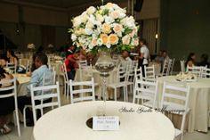 Arranjo mesa de convidado