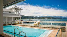 Bilderesultat for badehaus Klagenfurt, Spa, Carinthia, Safari, Public, Mansions, House Styles, Outdoor Decor, Travel