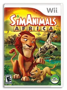 """SimAnimals: Africa // """"Best Wii Games for Kids"""""""