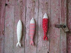 fedamade / vianočné rybky