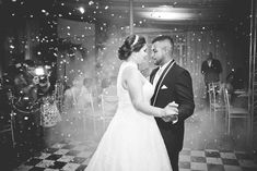 Dança dos noivos. Casamento de Grazielle e Patrick