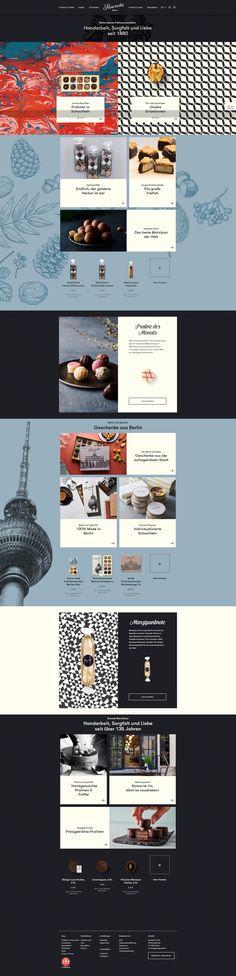 eCommerce Shopware Onlineshop Webdesign Templates Design Themes Tools Webshop Layout Template Inspiration Website Theme Simple Corporate Identity Branding Creative Storytelling Emotion Erlebniswelten Einkaufswelten Emotional Shopping Worlds  #eCommerce #Onlineshop #Webdesign #Design #Shopdesign #Erlebniswelten #EmotionalShopping #ShoppingWorlds  Food Pralinen Schokolade Berlin Genuss Sawade #Food #Pralinen #Schokolade #Berlin #Genuss #Sawade Food Web Design, Corporate, Ecommerce, Berlin, Template, Layout, Creative, Inspiration, Chocolate Candies