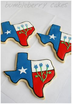 Never have Texas bluebonnets looked so delicious!