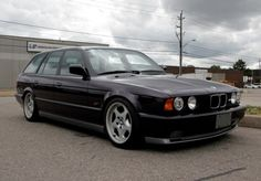 1992 BMW M5 E34 Touring Station Wagon For Sale