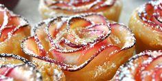 Apple Rose Dessert - Easy Dessert Ideas