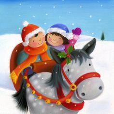 8 Best Pauline Siewert images in 2020   Christmas art, Christmas nativity scene, Christmas paintings