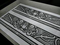 Release tattoo studio Thai  ทศกัณฐ์  armband Line id:jack010829