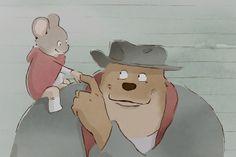 'Ernest & Celestine' Trailer