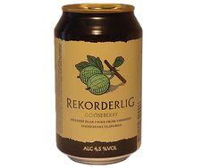 Rekorderlig Gooseberry Cider 4,5 %