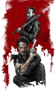 """The Walking Dead"" by Martin Beckett"