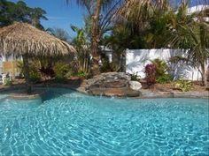 Holmes Beach Vacation Rental - VRBO 342133 - 2 BR Anna Maria Island Cottage in FL, New Anna Maria Island Cottage!! Swim up Tiki Bar !