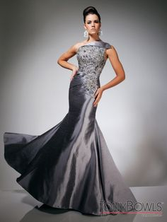 ON SALE!!!  #TonyBowls #MotherOfTheBride #MotherOfTheGroom #Wedding #Gown #Couture #Mermaid #Dress #Dresses #Sale