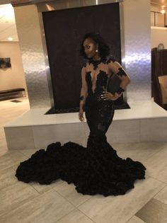 30 Black Girls Who SLAYED Prom 2016