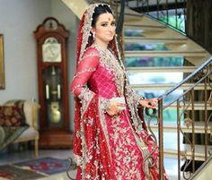 Rana Noman Bridal Wear Dresses Collection